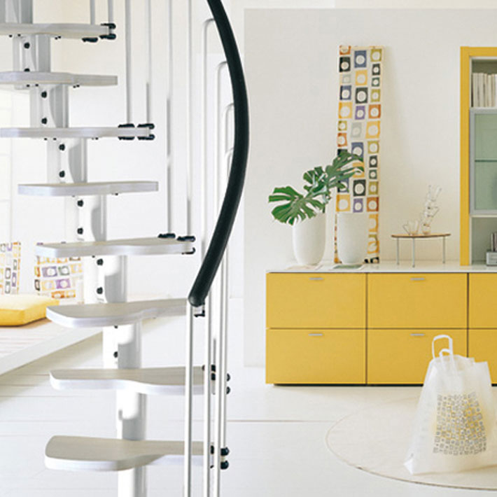 Space Saving Staircase Designs: Space-Saving Stairs Design