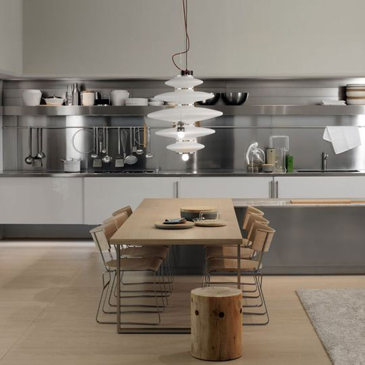 Contemporary Kitchen Design Deniz Home